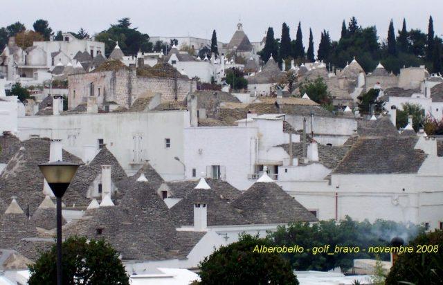 Alberobello, Pouilles