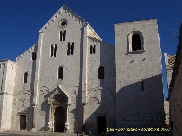 Basilique San Nicola à Bari