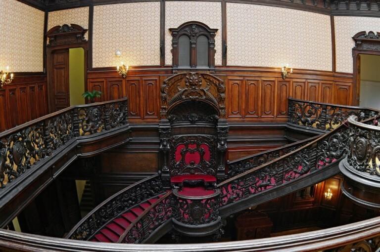 Budapest Palais Károlyi Csekonics