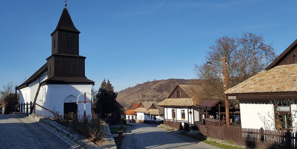 Holloko village ethno hongrois