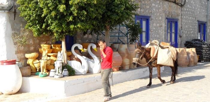 Hydra : une île grecque sans voiture – Escale dans un monde à part