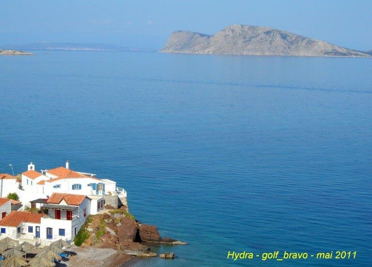 Hydra ile grecque