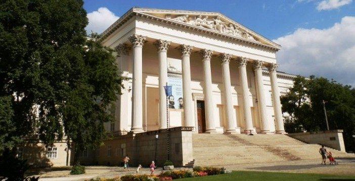 Musée national de Budapest