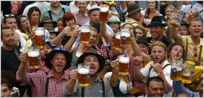 Oktoberfest découvrir la fête de la bière de Munich