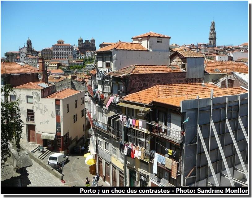 Porto ville de contrastes