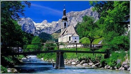 Ramsau en Bavière