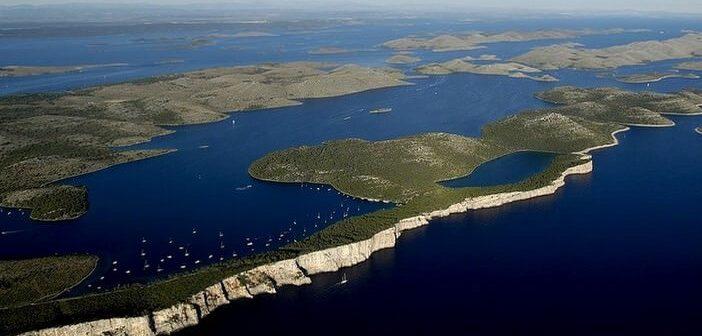 dugi otok parc telascica en Dalmatie