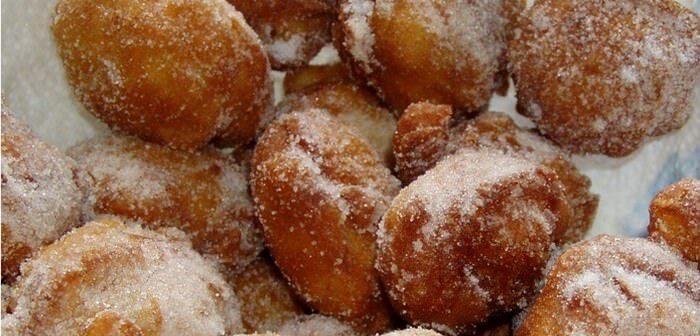 Fritelles vénitiennes : Fritolle, beignet du Carnaval de Venise (Recette italienne)
