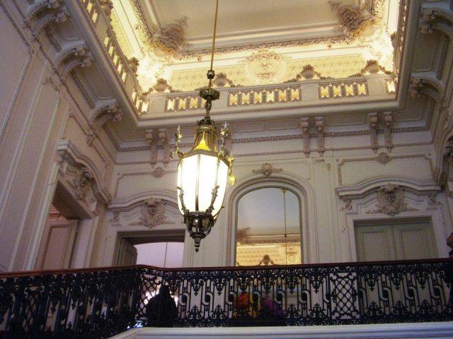 intérieur du palais Festetics