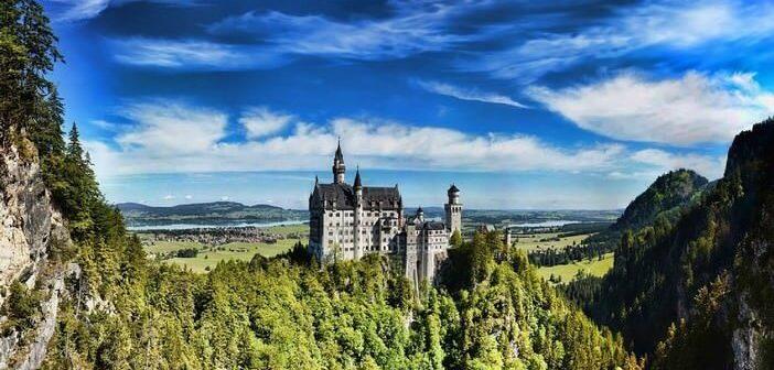 Visiter Neuschwanstein: le Château de Louis II de Bavière en pratique (Allemagne)