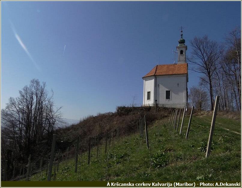 Krscanska cerkev Kalvarija Maribor