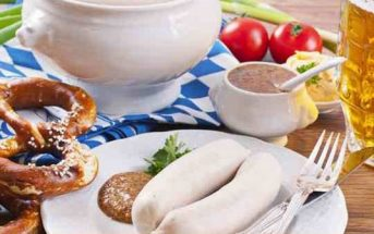 cuisine bavaroise traditionnelle