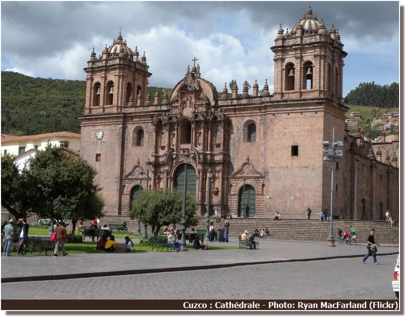 Cuzco Cathédrale