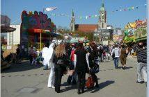 Fruhlingsfest à Munich ; une fête de la bière du printemps conviviale et populaire 7