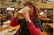 Fruhlingsfest de Munich Bière d'Augustiner Brau