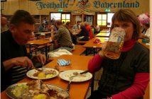 Fruhlingsfest de Munich Bière de la Festhalle Bayerland