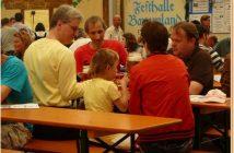 Fruhlingsfest de Munich initiation à la bière des le plus jeune age