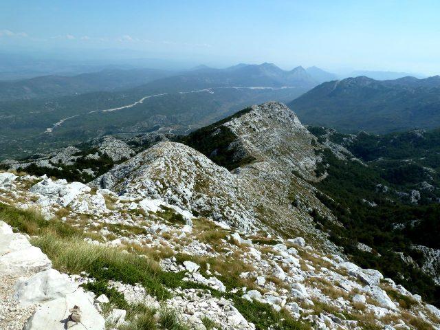 Montagnes du Biokovo
