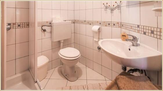 Mrzlin grad Salle de bain