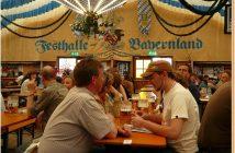 Muenchener Fruhlingsfest fête de la Bière à Augustiner Brau