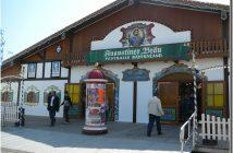 Munich Fruhlingsfest Augustiner Brau