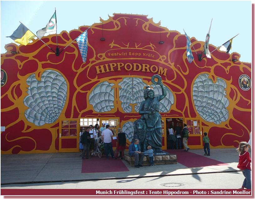 Munich FruhlingsfestTente Hippodrom