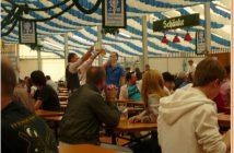 Trinquer à Augustiner Brau Muenchener Fruhlingsfest