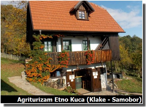 agrotourisme Etno kuca Klake