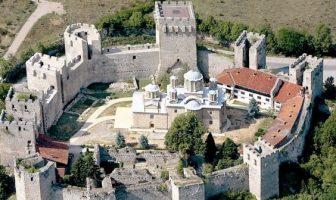 monastere manasija