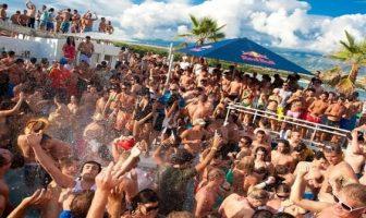 Faire la fête à Novalja Zrce