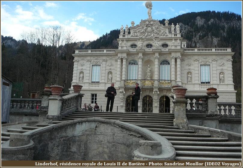 Châteaux de Louis 2 de Bavière ; magie royale sur la route romantique allemande 3
