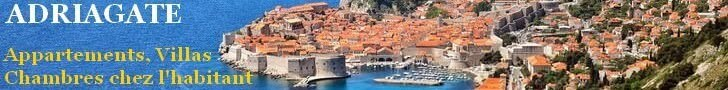locations de vacances en croatie