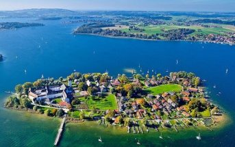 Lac chiem fraueninsel
