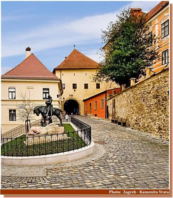 Zagreb en photos: la capitale continentale ; le coeur de la Croatie historique 2