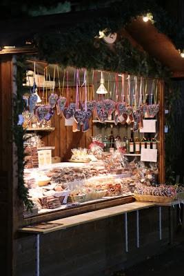 alte AKH marché de Noël à Vienne