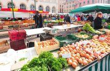 marché de vienne