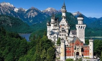 neuschwanstein chateau louis 2 de bavière