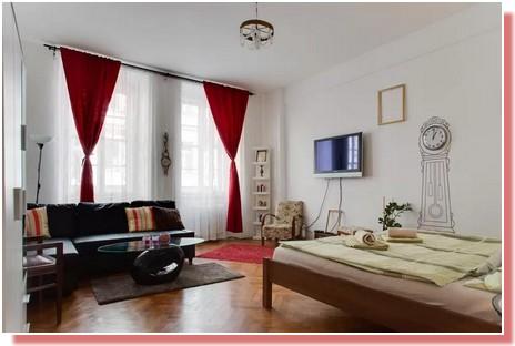 appartement Melantrichova à Prague