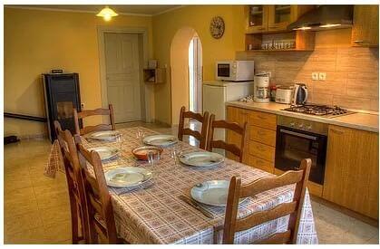 Cuisine Maison Anka chez Maryla à Ratkovica