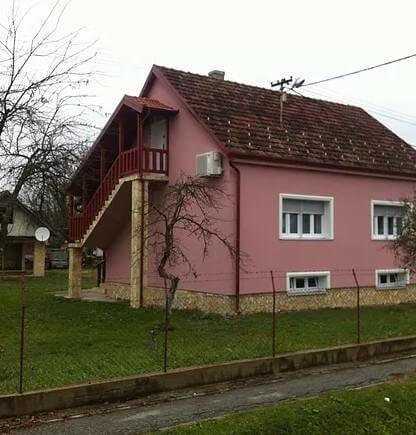 Maison Anka chez Maryla à Rakovica