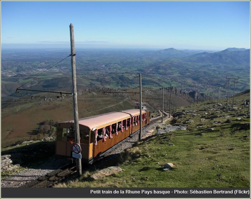 Pays Basque Train de la Rhune