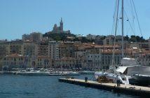 Port de Marseille Bonne Mère