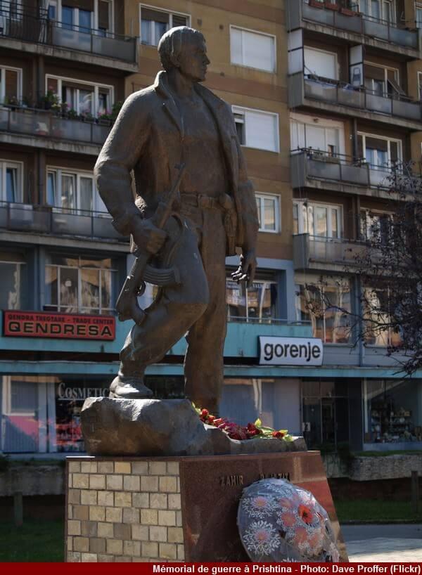 prishtina memorial de guerre