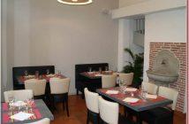 Restaurant Le four à castelnaudary salle
