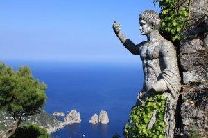 Statue Capri