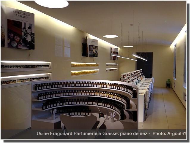 Visiter La Parfumerie Fragonard à Grasse Mettez Vous Au Parfum