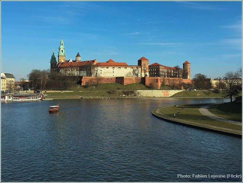 Wawel chateau de Cracovie