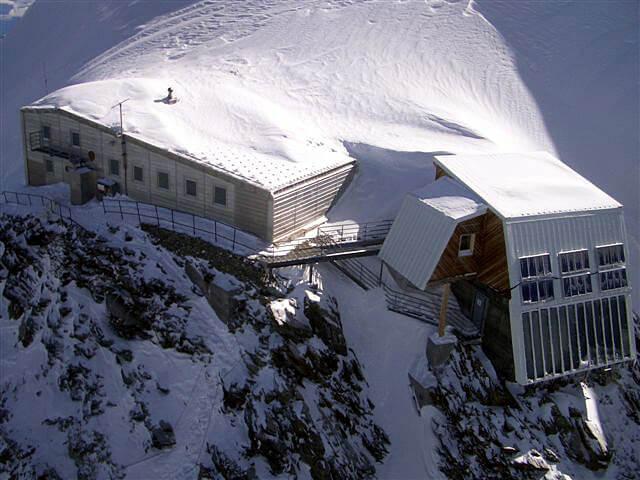 Mont Blanc refuge du gouter