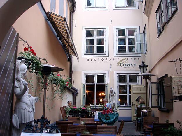 Riga Restorans Bars Oliveoil