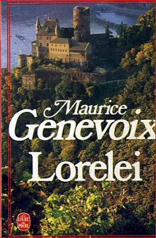 lorelei roman de Maurice Genevoix